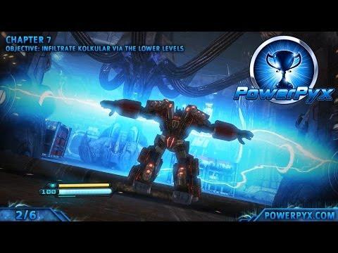 Transformers Rise Of The Dark Spark - All Entrepreneur Audio Log Locations (Make It Rain)