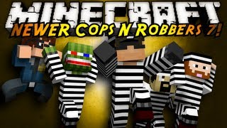 Video Minecraft Mini-Game : COPS N ROBBERS 3.0 ROUND SEVEN! download MP3, 3GP, MP4, WEBM, AVI, FLV November 2017
