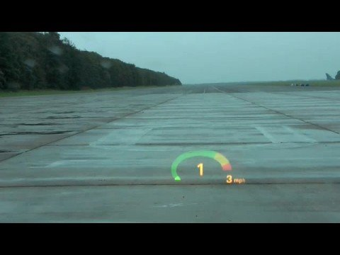Bmw E60 M5 0 172mph On Hud Bruntingthorpe Youtube