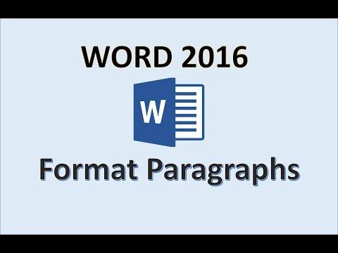 Word 2016 -