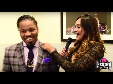 SHAWN PORTER TALKS BEING IN LINE FOR WBC BELT VS BERTO/ GIVES BROOK V. SPENCE PREDICTION
