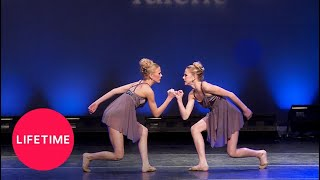 "Dance Moms: Duet Dance - ""Wishbone"" (Season 4) | Lifetime"