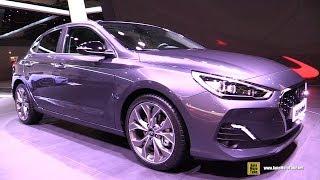 2018 Hyundai i30 Fastback Exterior and Interior Walkaround Debut at 2017 Frankfurt Auto Show