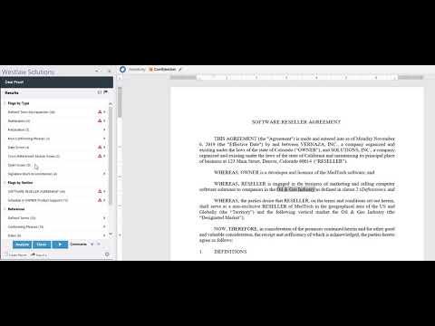 Drafting Assistant -- November 2018 Enhancements