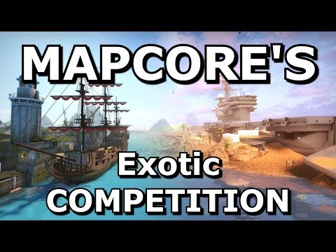 Mapcore 2019 Exotic Places Contest For CS:GO
