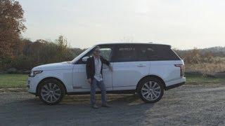New Range Rover Test Drive & Review