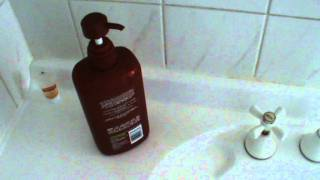 How To Use the Shampoo Dispenser