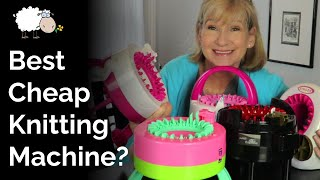 Best Cheap Knitting Machine? | REVIEWS!