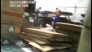 La esposa de Macri explota trabajadores inmigrantes en talleres clandestinos