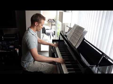 Matthew Housser - Beethoven - Sonata Pathetique 1st Movement