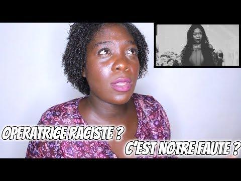 AFFAIRE NAOMI : OPÉRATRICE RACISTE ? I Aika L.