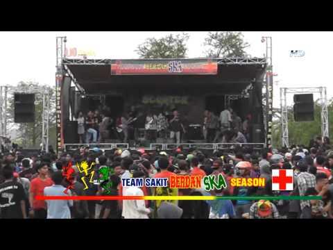 Reggae Show Wanguk 2015  GASRUX