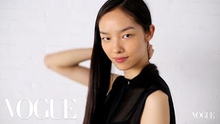 Fei Fei Sun - Model Wall - Vogue Diaries
