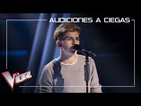 Marlo canta 'Jar of hearts' | Audiciones a ciegas | La Voz Antena 3 2019