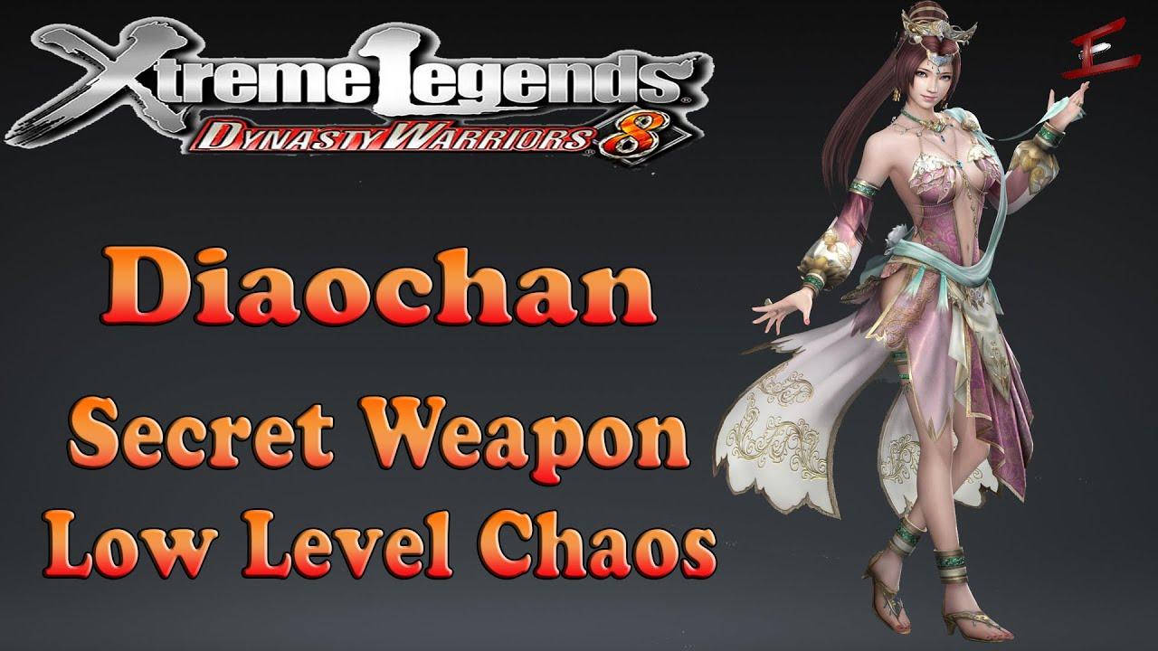 Прохождение Dynasty Warriors 8 Xtreme Legends Ambition