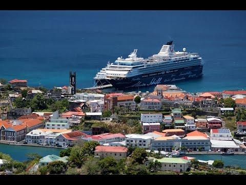 Grenada Inseltour und St George