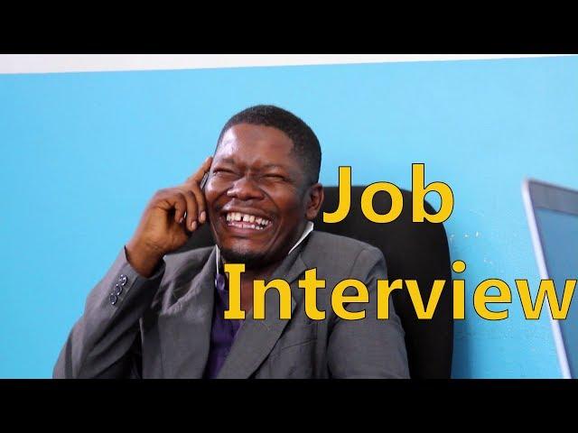 Taata sam Job Interview - funniest Comedy skits.