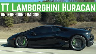 Taking Delivery Of A TWIN TURBO Lamborghini Huracan - Underground Racing