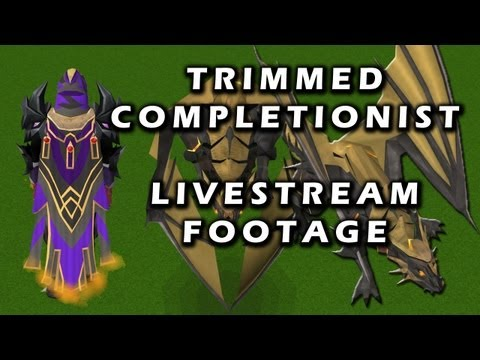 Dardan Getting 5000 CW Games & Trimmed Completionist Cape - [Livestream Footage]