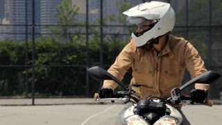 How to Make a U-Turn | Motorcycle Riding
