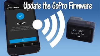 How to Update the GoPro Firmware with the Capture App