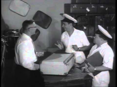 Fratse In Die Vloot (Full Afrikaans Movie - 1958)
