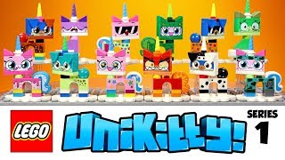LEGO Unikitty & Prince Puppycorn Collect...