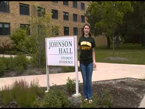 Rachael Goes to College: Housing