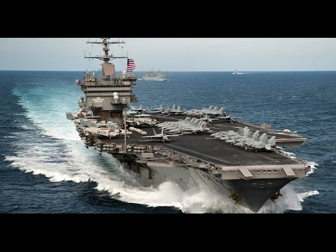 """Navy Decommissions """"The Big E"""""""