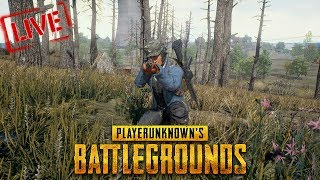 🔴LIVE STREAM - PUBG PC #DonT ExpeCt ChiCkeN xD