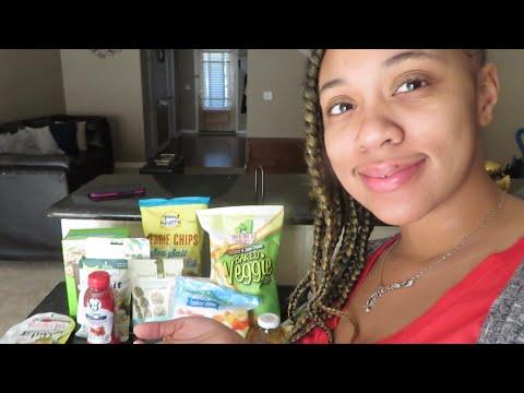 Dollar Tree All Healthy Foods Haul || Gulten Free || organic drinks ||