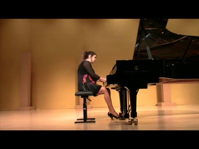 Cours de piano Montréal: Oliviana : Beethoven : sonate 'Clair de Lune' 1er mouvement