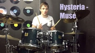 Download Video Hysteria Drum Tutorial - Muse MP3 3GP MP4