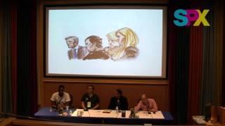 SPX 2015 Panel - Drawing The News: Comics Journalism