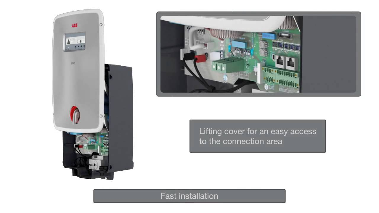 Abb String Inverters Uno 2 0 2 5 I Outd Youtube