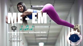 AXERO - DOWNTOWN (Original Mix) [Musica Electronica]