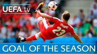 Top ten goals 2015/16 season: Vote for your favourite