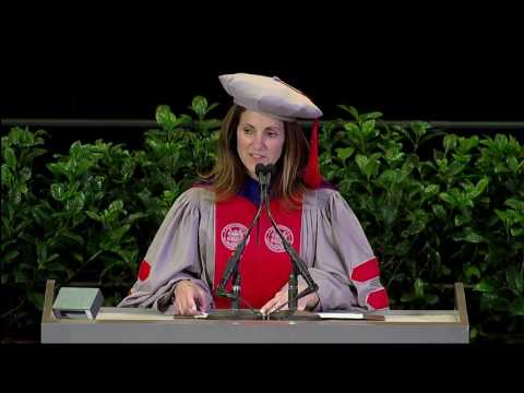 MIT Doctoral Hooding 2015