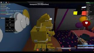 FNAF 4 Roblox The Bite Of 87/83