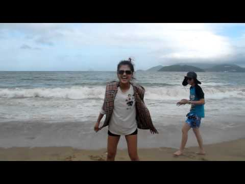 X5 tắm biển Nha Trang - part 1