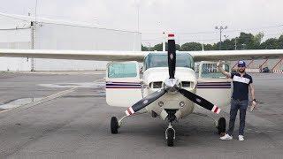 ¿Cessna 210 Turbo con techo de 27,000 pies? (Parte1)