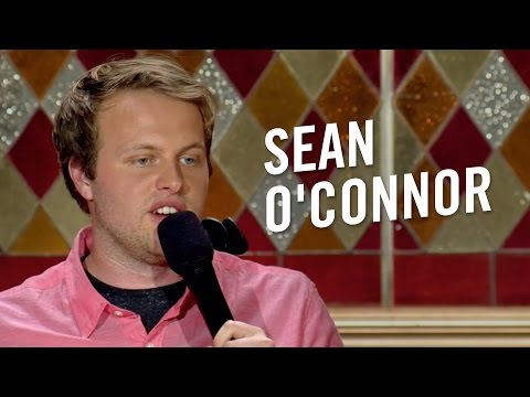 Sean O'Connor Stand Up  2013
