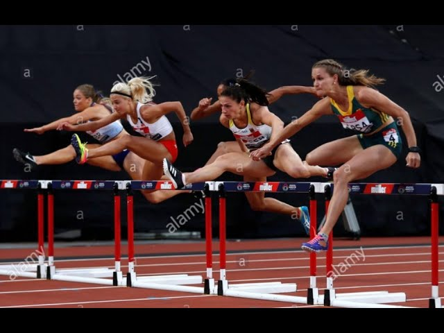 Rikenette Steenkamp indoors national record 60m hurdles 2020