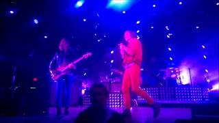 "Cage the Elephant ""Cold Cold Cold"" Merriweather Post Pavilion 5/15/2016"