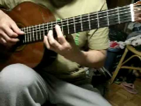 Chiec la cuoi cung      Guitar