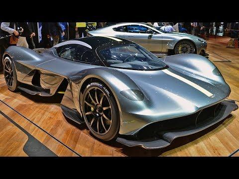 The Aston Martin Valkyrie Amr Pro Extraordinary Fastest Car