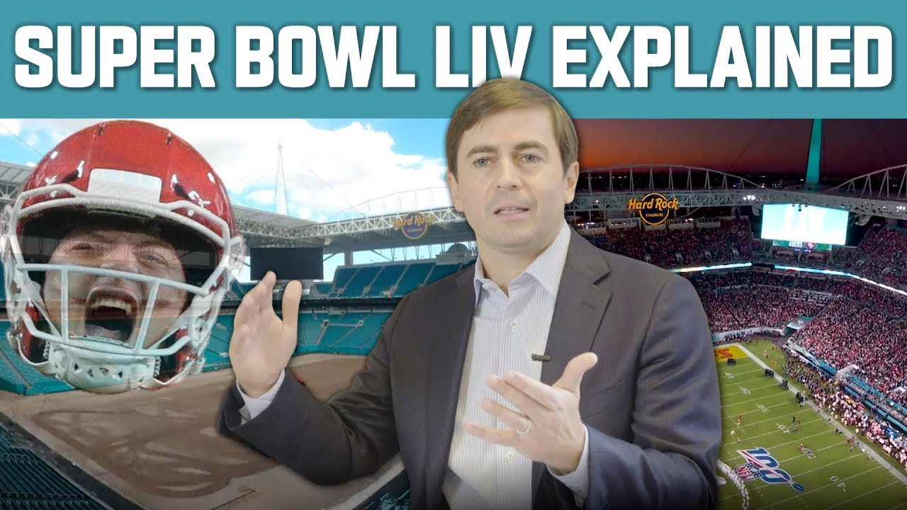 What Goes into Creating the Super Bowl? | NFL Explained