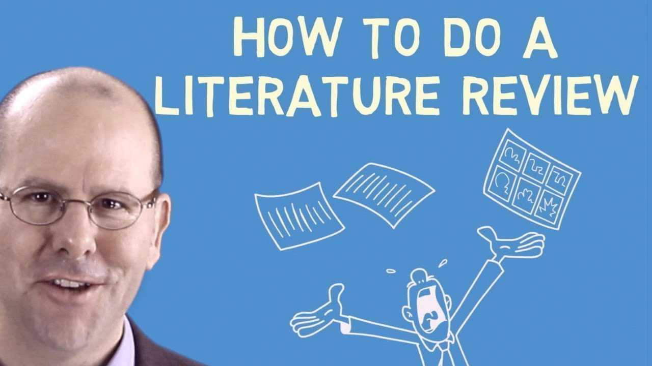 Write medical literature review