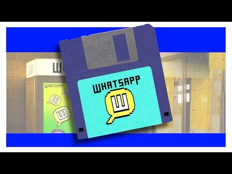 WhatsApp in the '80s