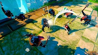 Stories: The Path of Destinies Remastered ★ GamePlay ★ Ultra Settings